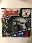 Marvel Avengers Black Panther Flying UFO Ball Helicopter NEW Xmas Gift Hovers