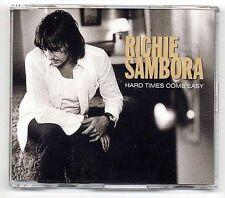 Richie Sambora CD Hard Times Come Easy - Da 1 traccia promo - Bon Jovi solo