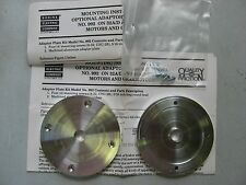 NEW* BODINE ALUMINUM ADAPTOR PLATE 992 KIT FOR 32A/D OR 42A/D GEARMOTOR LOT OF 2