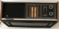 Vintage Panasonic RE-7371 Table Top AM/FM Transistor Radio - Japan