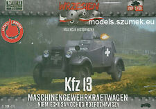 First to Fight 006 Kfz 13 German reconnaissance car