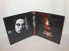 Custom Made The Crow City Of Angels Trading Card Album Binder Graphics Only