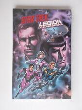 STAR TREK - Legion of Super Heroes - Limitiert auf 222. DC Panini Comics. Z. OVP