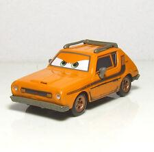 Rare Disney Pixar Cars Grem Orange AMC Gremlin Lemons 1/55 Diecast No Box