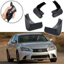 Car Mudguard Mud Flaps Splash Guards Fender New for Lexus GS 300 GS 350 GS 450h