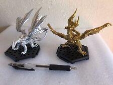 Monster Hunter CFB Standard Model Plus Gold Silver Diablos Barufaruku 2 Figures