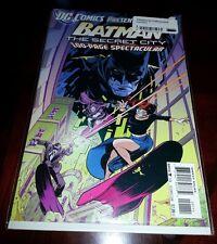 DC Comics Presents Batman The Secret City 2012 #1, 100-Page Spectacular