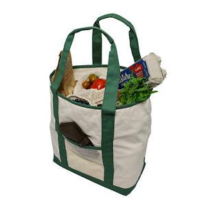 Simple Ecology Reusable Organic Cotton Super Strength XL Grocery Bag