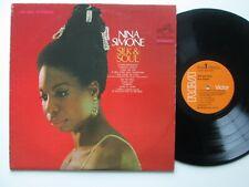 Nina Simone – Silk and Soul  LSP-3837 * VG+/EX  #RB28 Vinyl Record
