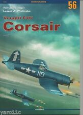 Vought F4U Corsair vol. II - Kagero Monograph ENGLISH!!