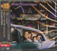 STEVE MORSE-STRESS FEST-JAPAN CD BONUS TRACK Ltd/Ed B63