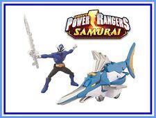 2011 Power Rangers Samurai - Swordfishzord w/ Kevin _ ** Must See **