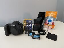 """Canon EOS 6D DSLR Camera - Black (Body With Kinotehnik LCDVFD 3"""" LCD Viewfinder)"""