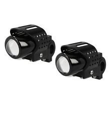 Zusatzscheinwerfer Aprilia Tuono V4 1100 Factory Lumitecs S1 ECE Halogen
