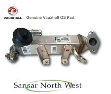 Genuine Vauxhall Vivaro 2.0 Dci -EGR OIL COOLER - Heat Exchanger - 8200719993