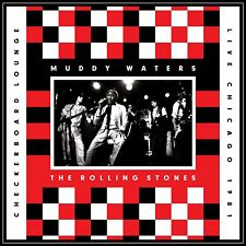 Muddy Waters & The Rolling Stones Checkerboard Lounge Live Chicago 1981 CD NEW