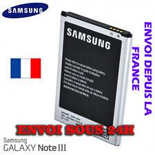 GALAXY NOTE 3 III BATERIE SM-N900 N9000 N9005 B800BC B800BE B800BU 3200mAh