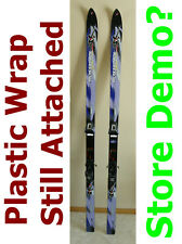 Rossignol All-Terrain VAS 185 cm Skis Salomon Quadrax Bindings VSA