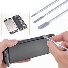 Universal 3 pcs/set Metal Mobile Repair Opening Tools Kit For Cellphone iPhone