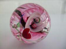 Glass Ball Swirls Decorative