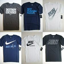 Men NIKE T Shirt ATHLETIC CUT Assorted Colors Sizes S M L XL XXL NWT