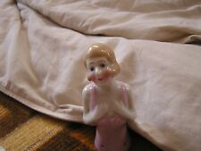 Antique Vintage Pin Cushion Doll Japan