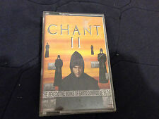 Chant II 2, The Benedictine Monks of Santo Domingo de Silos Cassette 1995 Angel