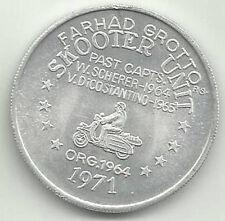 "Older medal ""Farhad Grotto Skooter Unit"" fighting Cerebral Palsy"