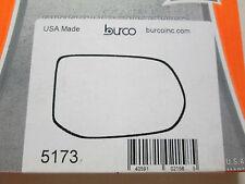 2006-2011 HONDA CIVIC FITS RIGHT PASSENGER SIDE BURCO MIRROR GLASS # 5173