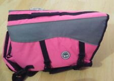 Vivaglory Dog Life Jacket XL Pink Sports Pet Safety with Superior Buoyancy