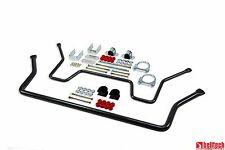 Belltech 85-02 Chevy Astro/Safari 2wd Front & Rear Sway Bar Set