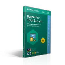 Kaspersky Total Security 2018 10 Devices 1 Year PC Mac Android Download
