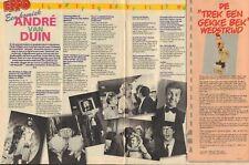 STRIPWEEKBLAD EPPO 1981 nr. 50 - INTERVIEW ANDRE VAN DUIN / VARIOUS COMICS