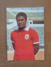 Eusebio - Player Postcard (Issued by Banco National Ultramarino, Lisbon).