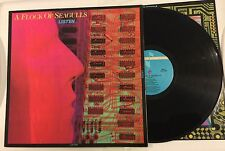 A FLOCK OF SEAGULLS ~ LISTEN VINYL RECORD LP / 1983