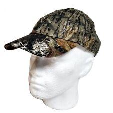 Hunting Fishing Camouflage QUALITY MOSSY OAK Baseball Cap Military Prepper UK