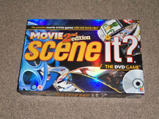 MOVIE 2nd EDITION SCENE IT? DVD GAME - BY MATTEL - RARE IN VGC (FREE UK P&P)