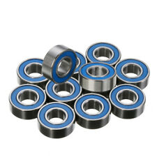 10Pcs MR115 2RS Ball Bearings 5x11x4mm For Traxxas Slash Rustler Stampede Wheel