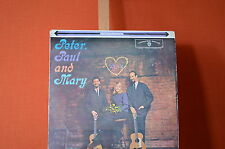 Peter, Paul and Mary WB WS 1449 US ORIG 1962  Vinyl LP VG+  1973