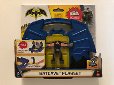 Mattel Mighty Minis BATCAVE PLAYSET w/ Exclusive Batman Figure - NIB