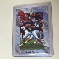 F51329   1991 Classic Four Sport #129 Brett Favre Packers