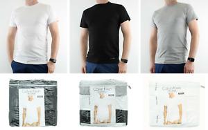 Calvin Klein T-Shirt, Mens 3-Pack Crew Neck Classic Fit Undershirt
