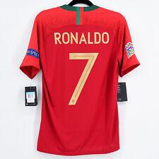 Portugal Final Nations League 2019 Home Shirt Authentic #7 RONALDO vs Holland...