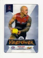 2013 Select Firepower Mirror Card -  Nathan Jones  FM11