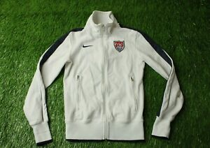 USA TEAM 2011/2012 WOMENS FOOTBALL N98 TRACK TOP JACKET TRAINING NIKE ORIGINAL
