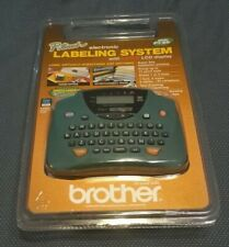 Brother PT-65 P-Touch Home and Hobby Label Maker Large LCD Display