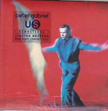 Peter Gabriel US - Remastered CD