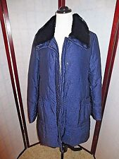 Via Spiga Ladies/Womens Winter Down Long Jacket/Coat size MEDIUM