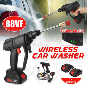 88VF High Pressure Car Washer Wireless Cleaner Garden Rechargeable For Makita