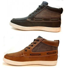 Mens Casual Footwear Formal Office Smart Work Lace Up Party Jeans Shoes UK 8017